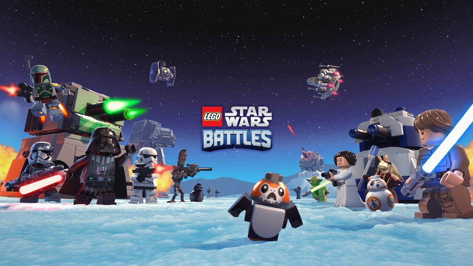 LEGO Star Wars Battles, Apple Arcade, GamersRD