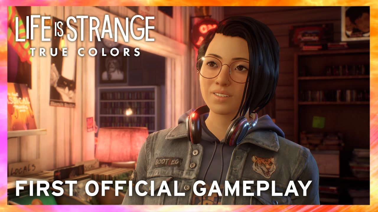Life is Strange True Colors - First Official Gameplay, GamersRD