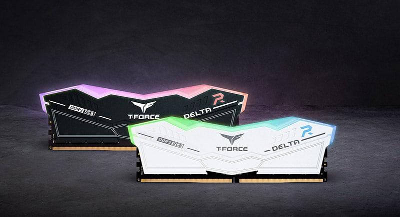TEAMGROUP anuncia el lanzamiento de las memorias gaming T-FORCE DELTA RGB DDR5, GamersRD