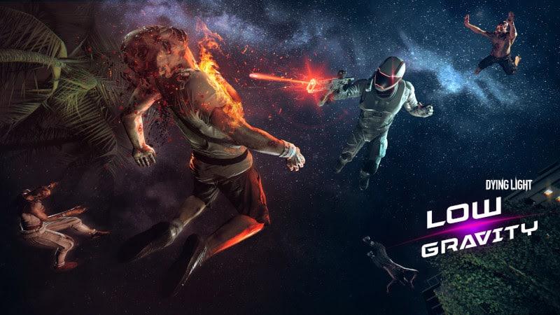 Techland anunció el lanzamiento del nuevo evento Low Gravity de Dying Light, GamersRD