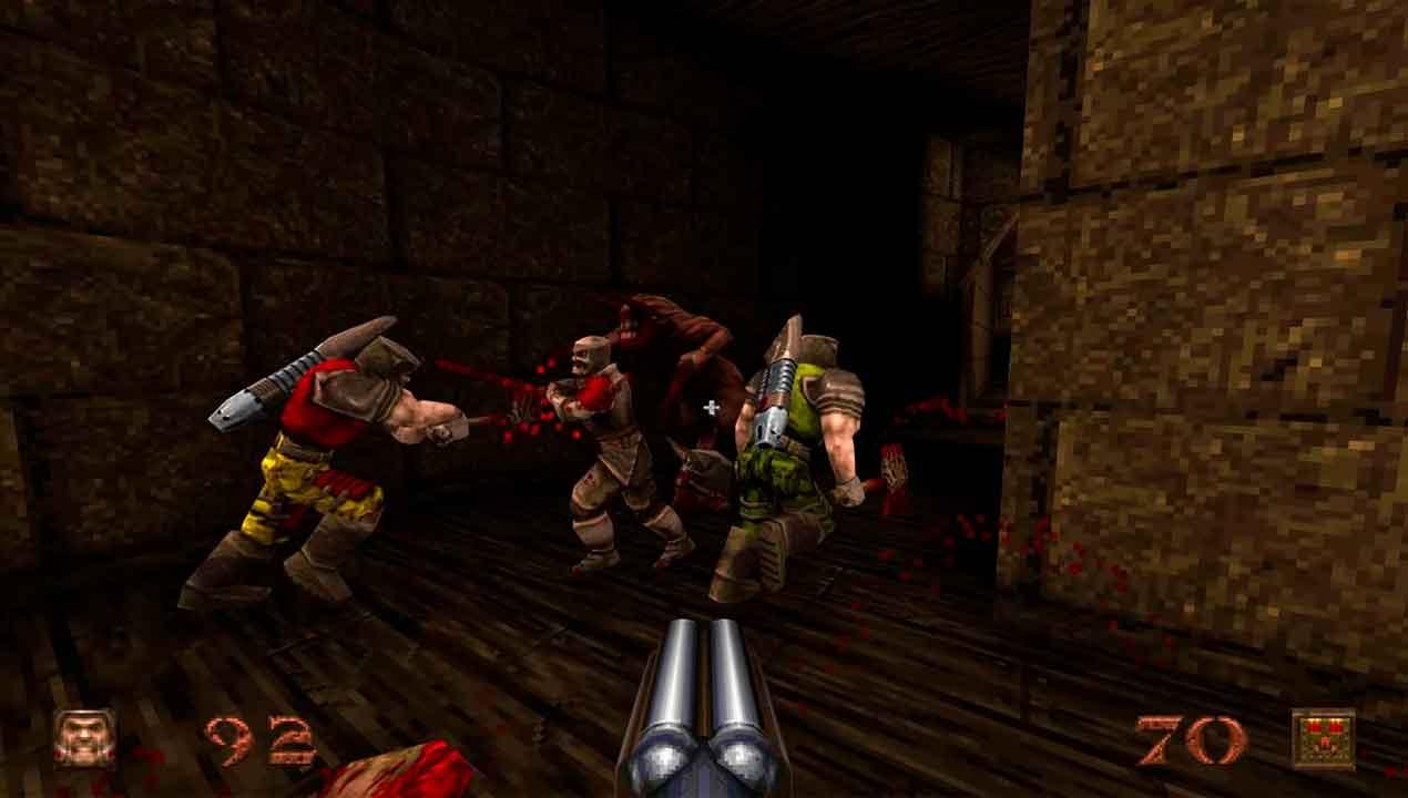 Quake Remastered, GamersRD