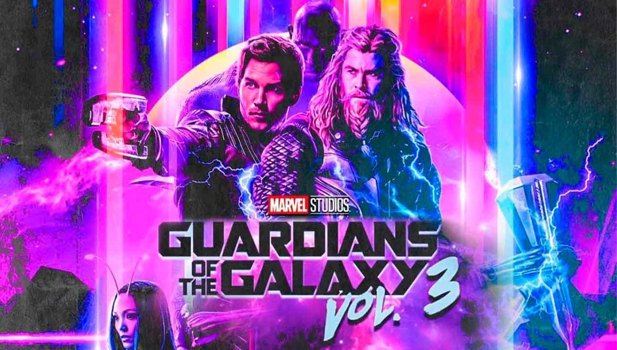 Guardianes de la Galaxia 3, GamersRD
