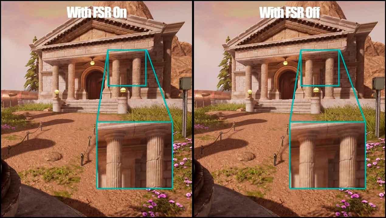 AMD Fidelity FX Super Resolution, Myst, Xbox, GamersRD
