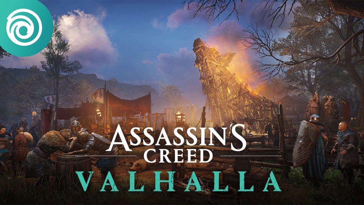 Assassin's Creed Valhalla's Wild Hunt Festival podría llegar en la próxima actualización, GamersRD