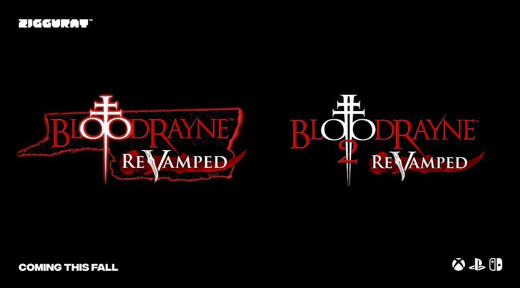 BloodRayne: ReVamped y BloodRayne 2: ReVamped anunciado para finales de este año, GamersRD