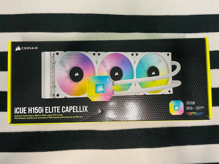 CORSAIR iCue H150i Elite Capellix Review, 4 GamersRD