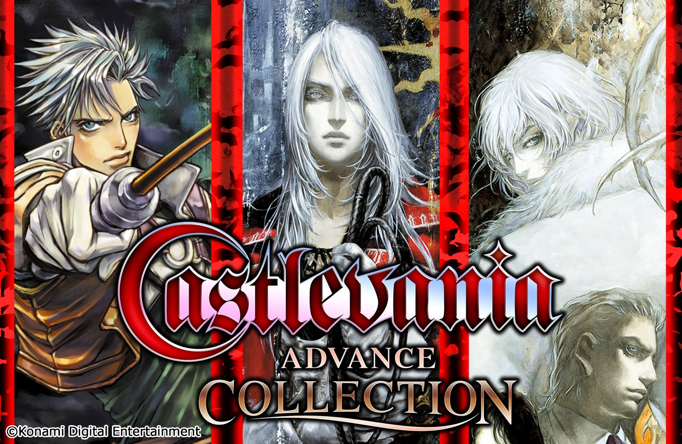 Castlevania Advance Collection Available, GamersRd