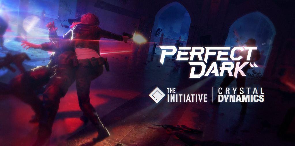 Crystal Dynamics se une a Perfect Dark junto con The Initiative, GamersRD