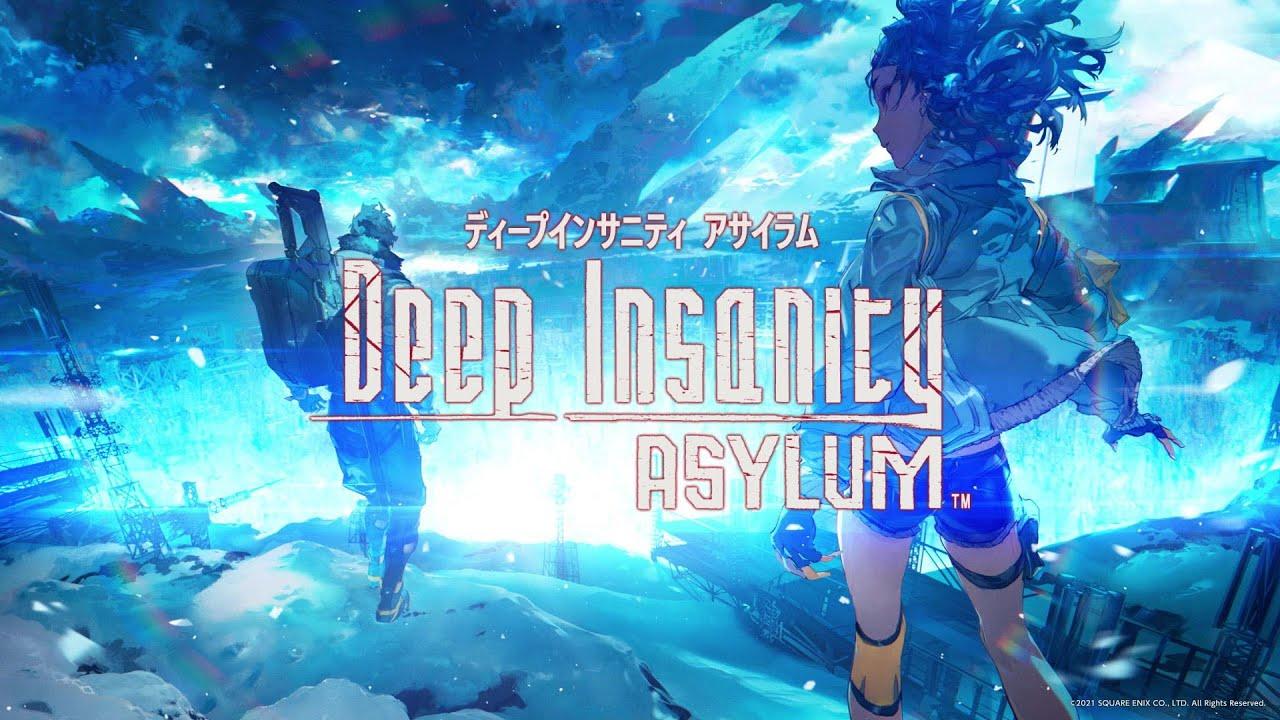 Deep Insanity Asylum de Square Enix muestra nuevo tráiler y capturas de pantalla, GamersRD