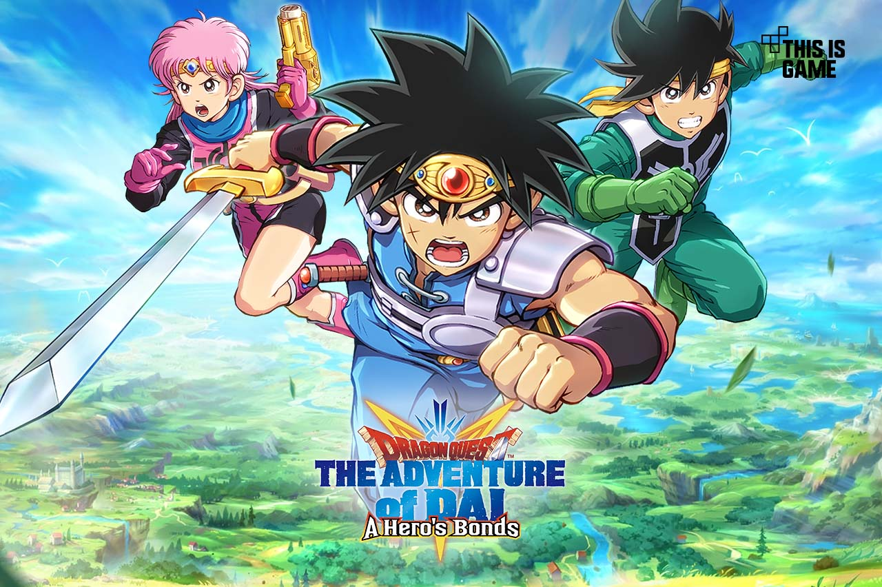 Dragon Quest The Adventure Of Dai, GamersRd