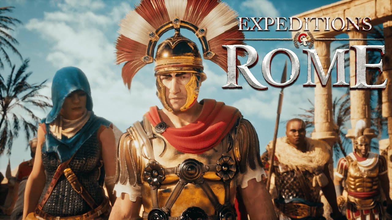 Expeditions: Rome el último tráiler muestra la jugabilidad y el combate, GamersRD