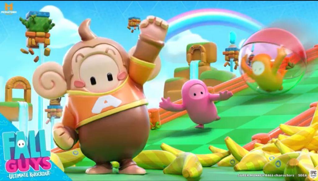 Fall Guys obtiene el disfraz de Super Monkey Ball AiAi, GamersRD