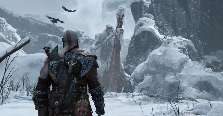 Un fan de God of War Ragnarok muestra increíble Fan Art para Odin, GamersRD