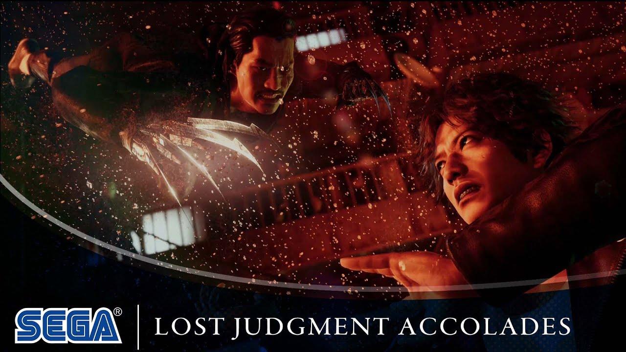 Lost Judgment de Sega celebra el lanzamiento con el tráiler de lanzamiento, GamersRD