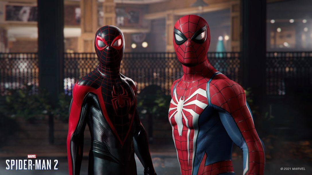 Spider-Man 2 verá a Peter y Miles unirse contra Venom exclusivamente en PS5 - GamersRD