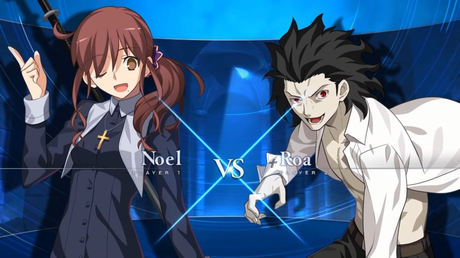 Melty Blood: Type Lumina obtiene un nuevo tráiler de juego que muestra Noel vs Roa, GamersRD