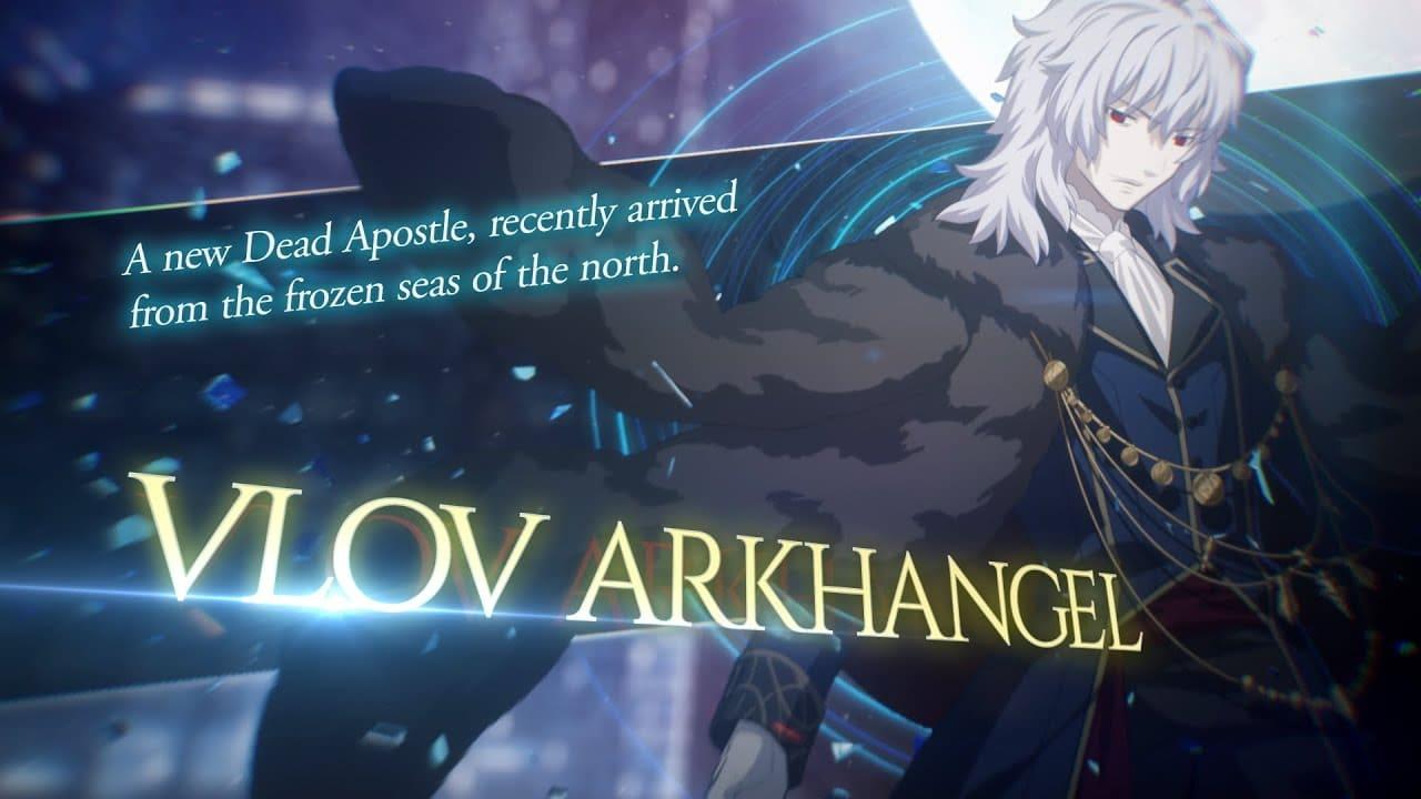 Melty Blood: Type Lumina revela el nuevo personaje Vlov Arkhangel con tráiler de juego, GamersRD