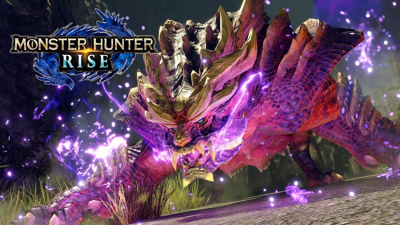 Monster Hunter Rise en PC recibe 9 minutos de juego de 60 FPS, GamersRD