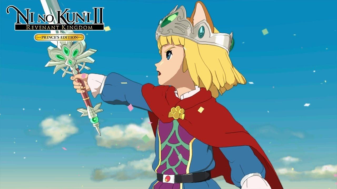 Ni No Kuni II Revenant Kingdom - Prince's Edition, GamersRD
