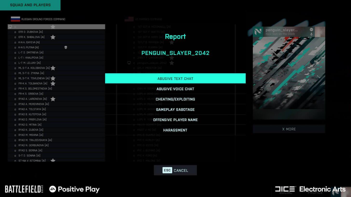 Report-players-in-Battlefield-2042-GamersRD