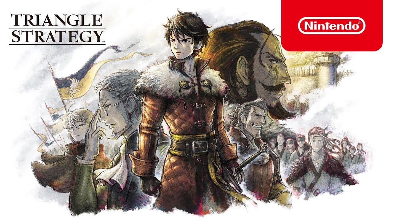 Triangle Strategy, se anuncia la fecha de lanzamiento para el próximo año, GamersRD