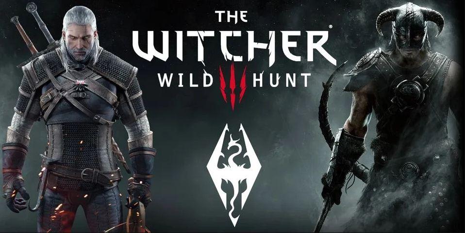 Skyrim obtiene a Witcher como una raza jugable, GamersRD