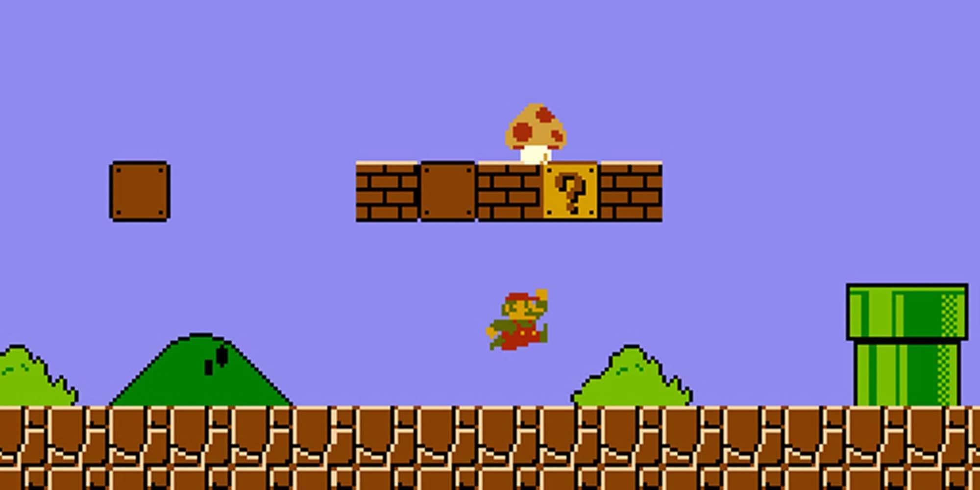 Super-Mario-Bros-screenshot-GamersRD