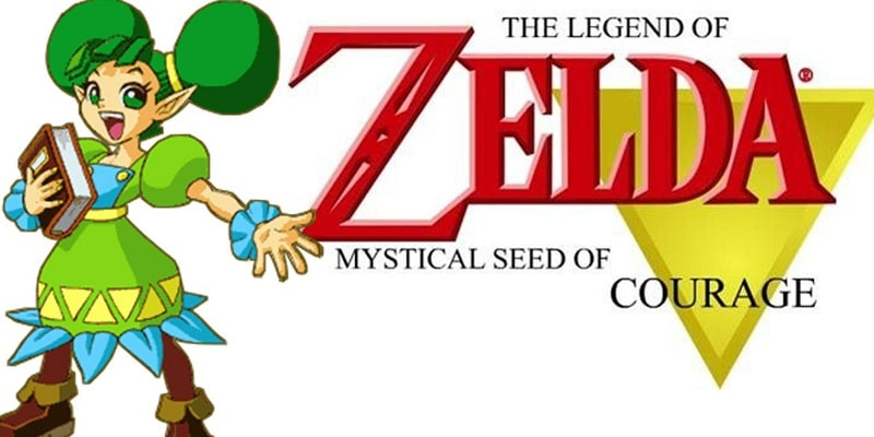 The Legend of Zelda Mystical Seed of Courage el juego cancelado para Game Boy Color, GamersRD