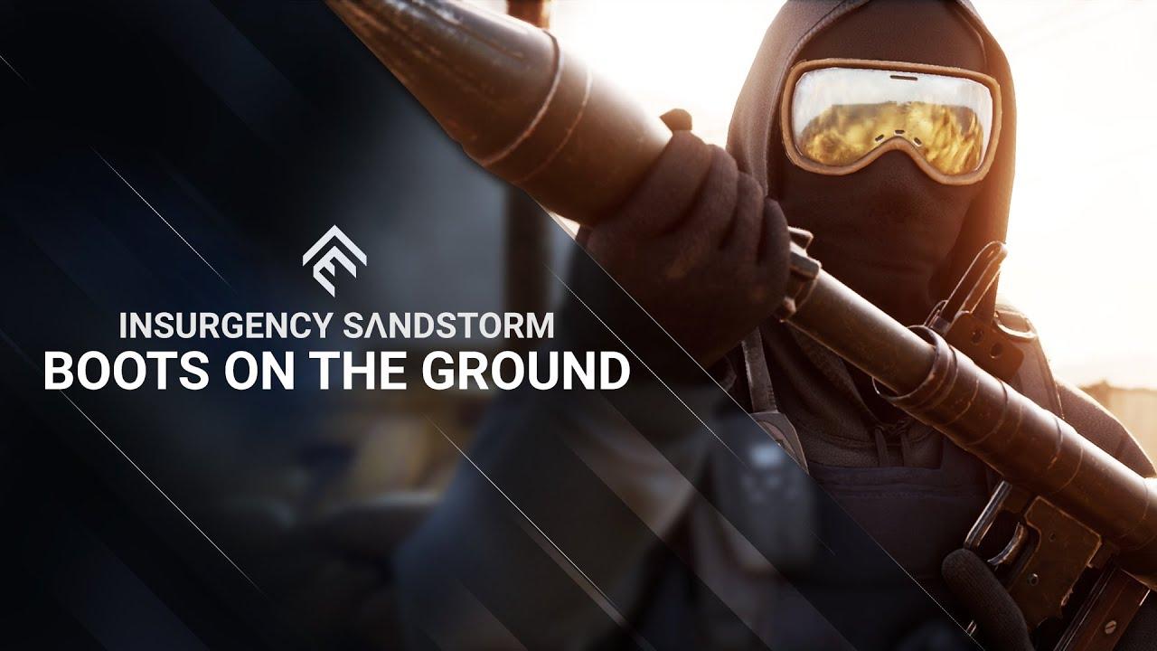Trailer de lanzamiento de Insurgency Sandstorm para consolas