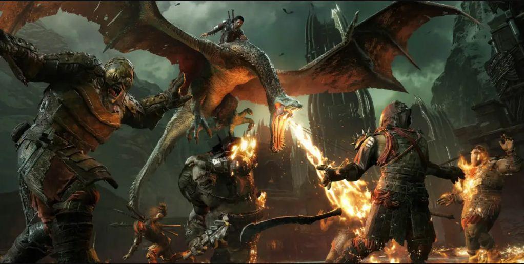Un veterano de God of War ahora será director de los juegos de la Tierra Media, GamersRD