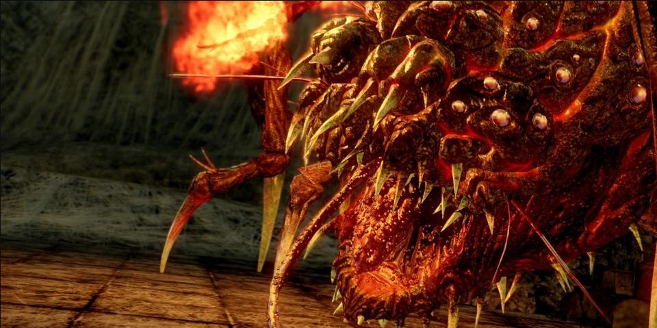 Video viral de Dark Souls muestra al jugador vencer a jefe con solo rodar, GamersRD