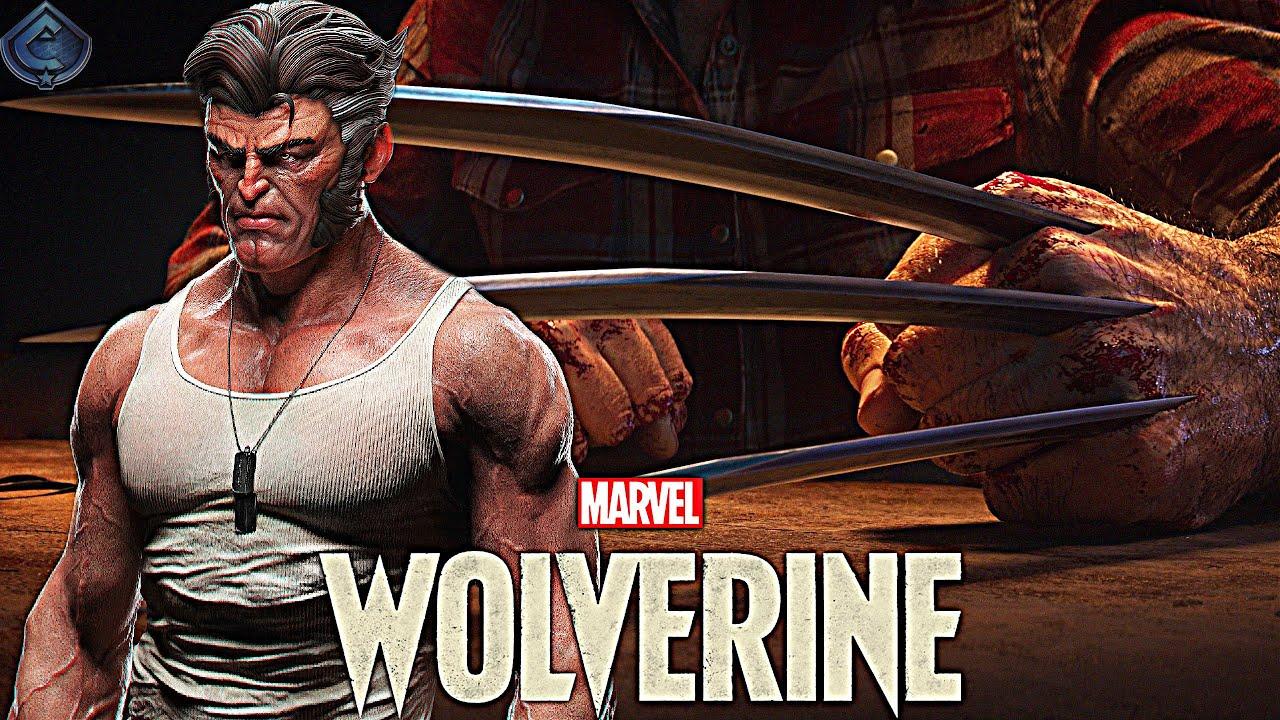 Wolverine-Marvel-Imsoniac-Games-GamersRD