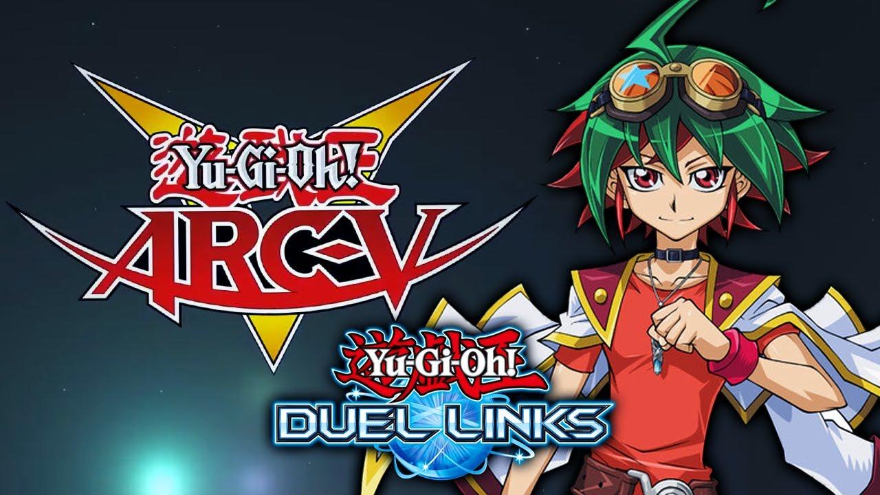 Yu-Gi-Oh! DUEL LINKS ARC-V GamersRD