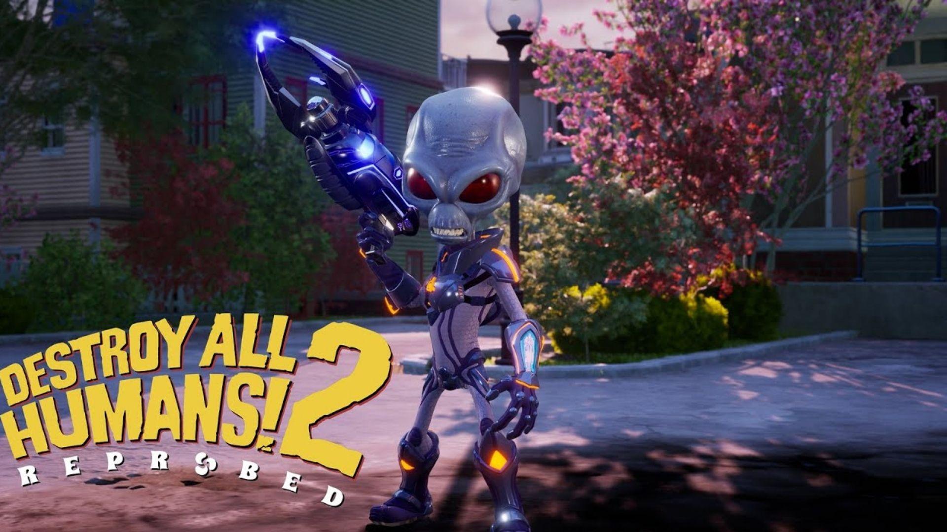 """Destroy All Humans! 2: Reprobed se salta PS4 y Xbox One porque la optimización era """"un gran desafío"""", GamersRD"""