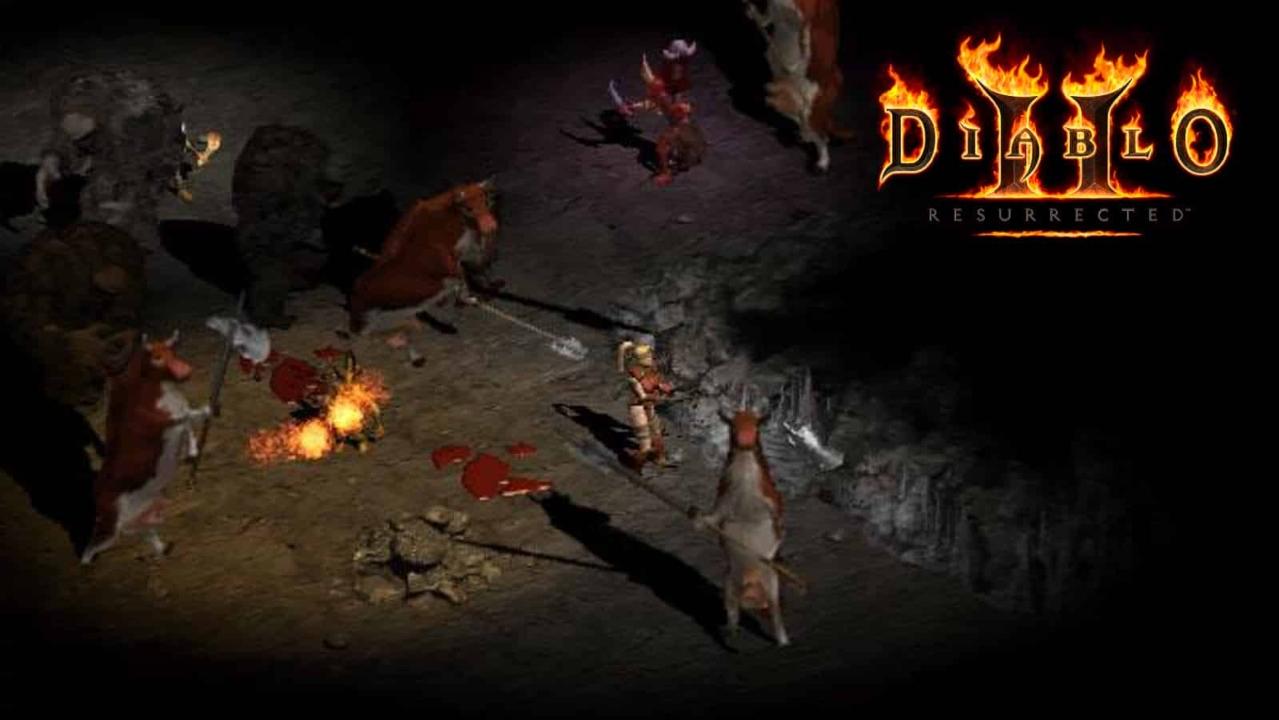 diablo-2-secret-cow-level-resurrected-GamersRD