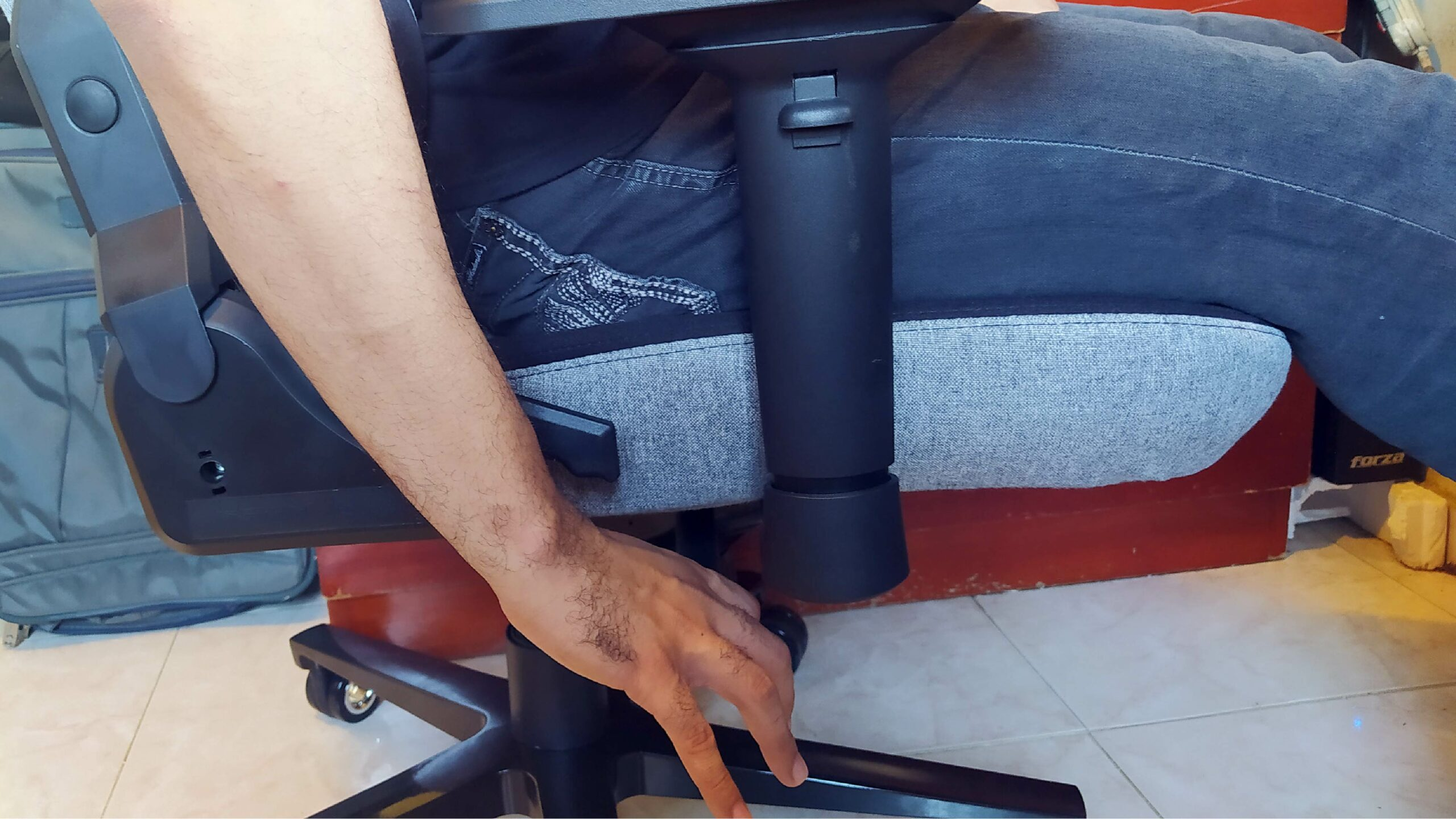 Silla Gamer E-WIN Racing Champion Series CP-AB3G Review