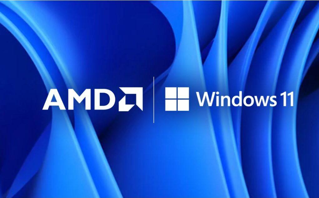 AMD , Microsoft, Windows 11 , GamersRD
