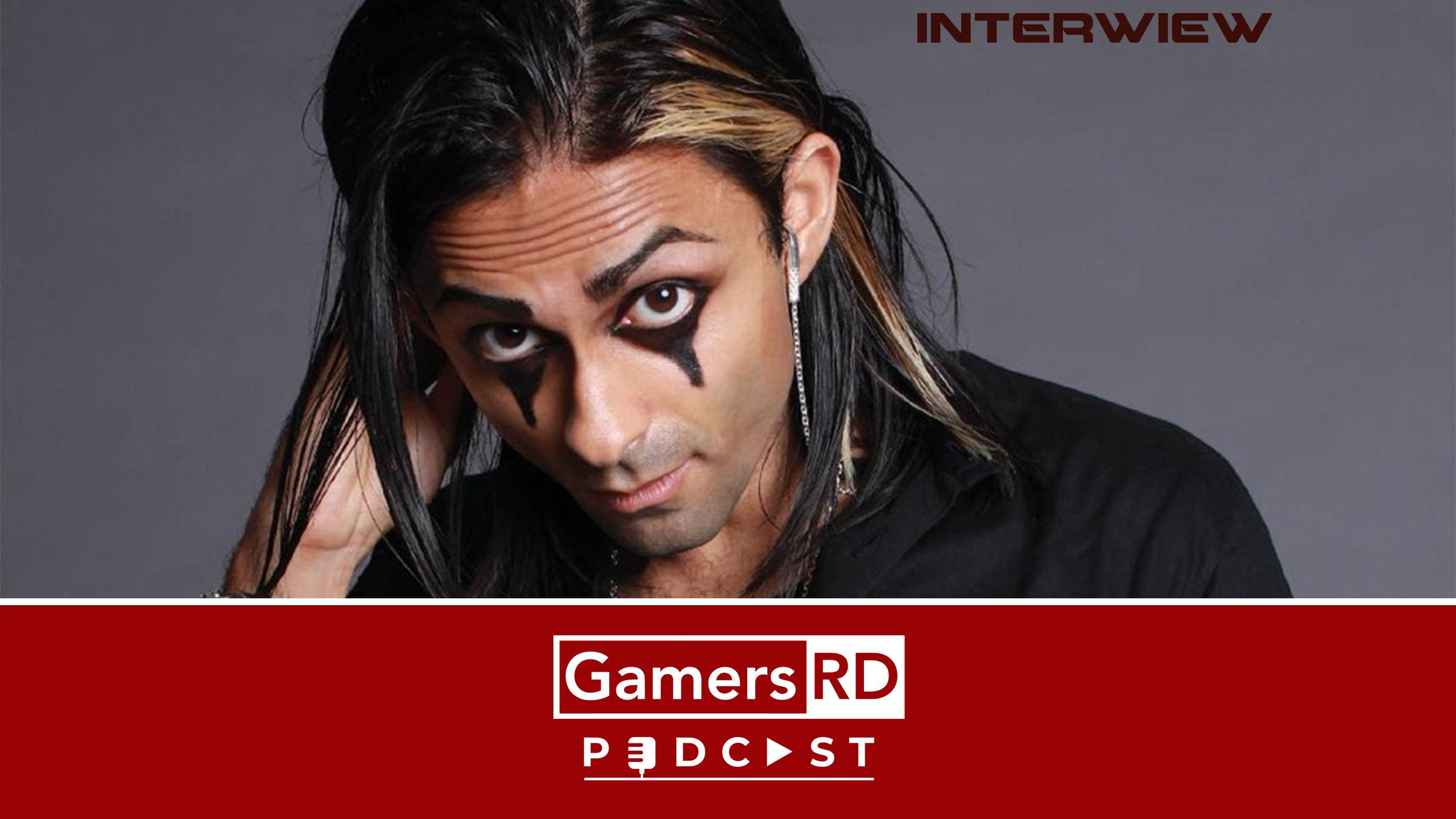 Adi Shankar interview GamersRD 1 Podcast
