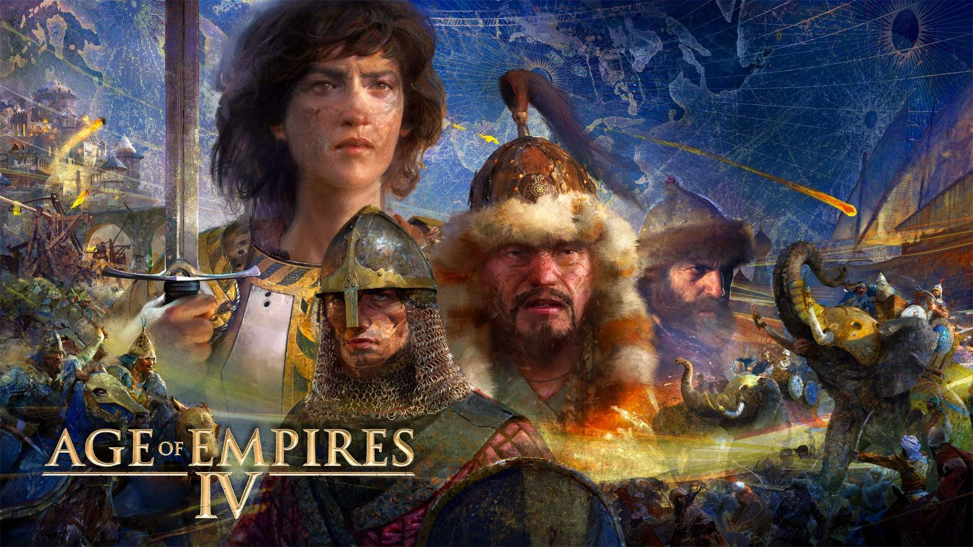 Age of Empires IV, Xbox GamersRD