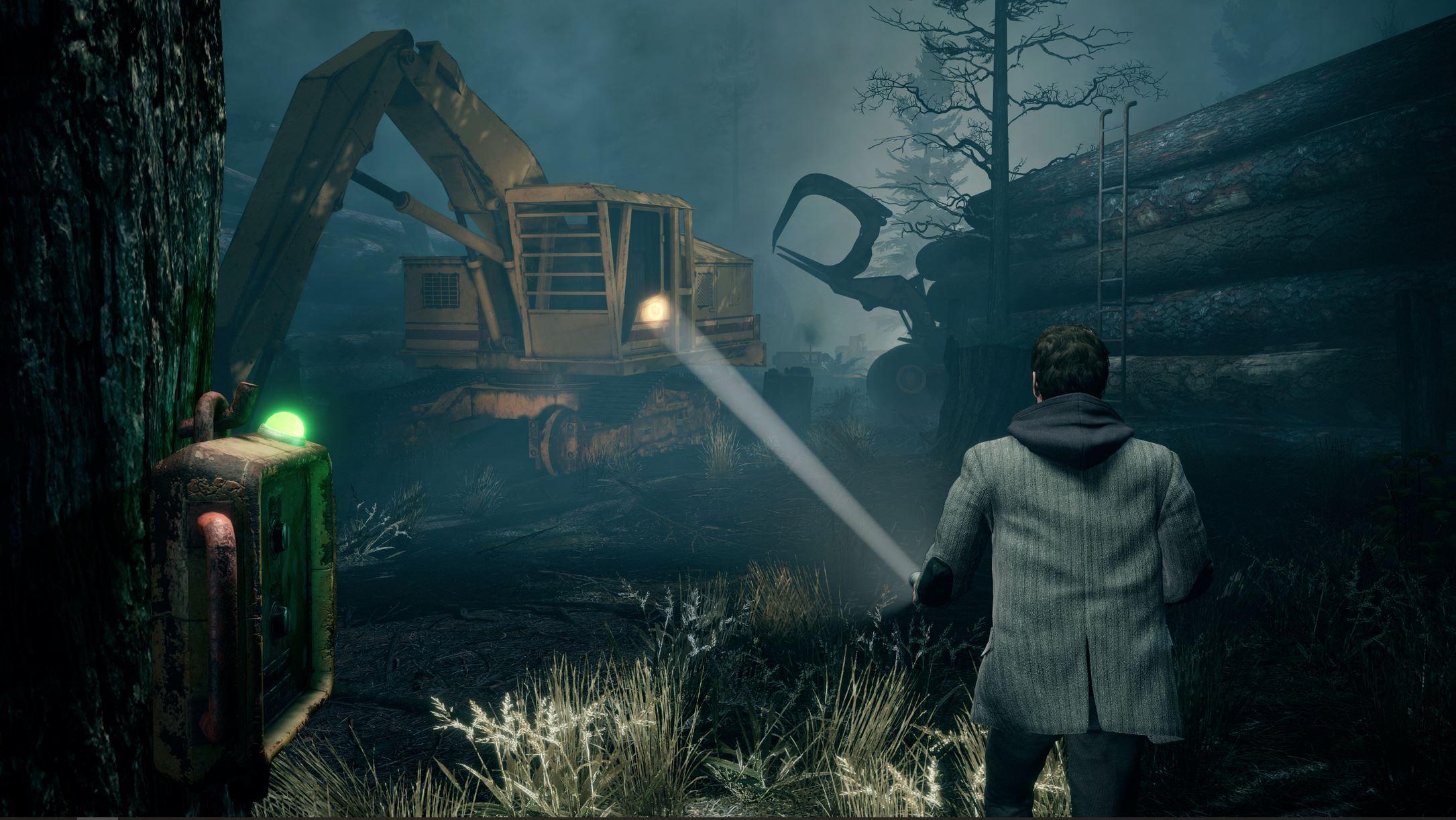 Alan Wake Remastered Review GamersRD