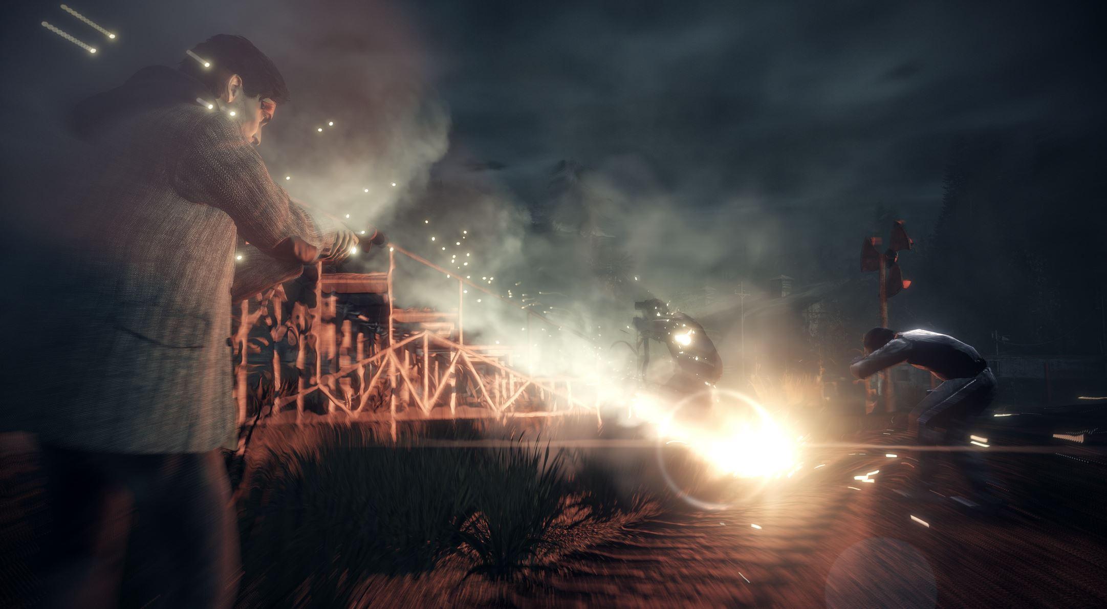 Alan Wake Remastered Review GamersRD5