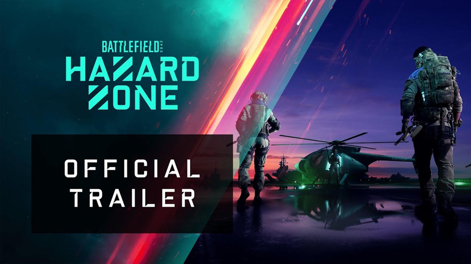 Battlefield 2042 revela su último y emocionante modo de juego PvP, Hazard Zone, GamersRD
