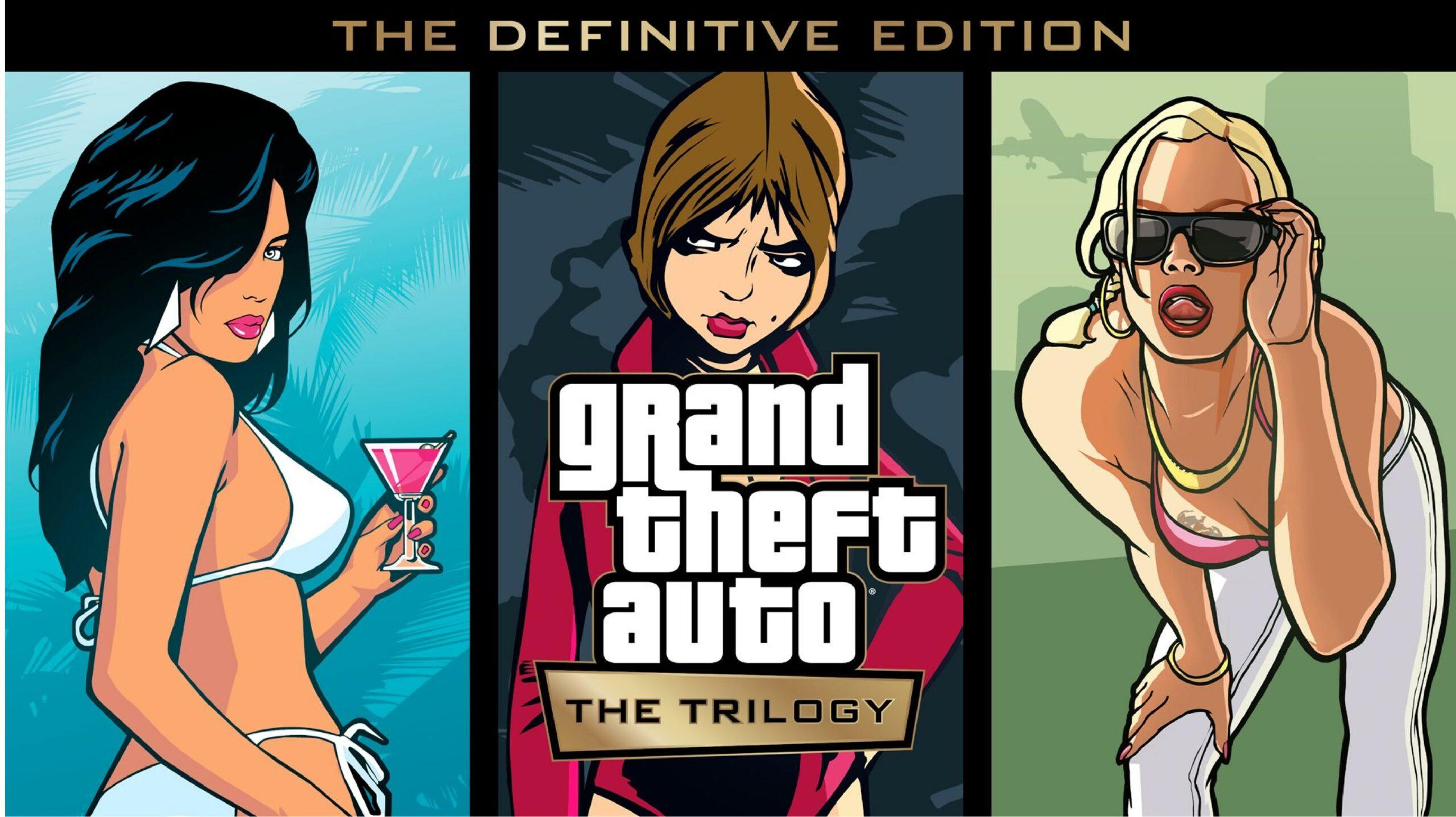 GTA The Trilogy - The Definitive Edition podrían costar $70, según un minorista, GamersRD