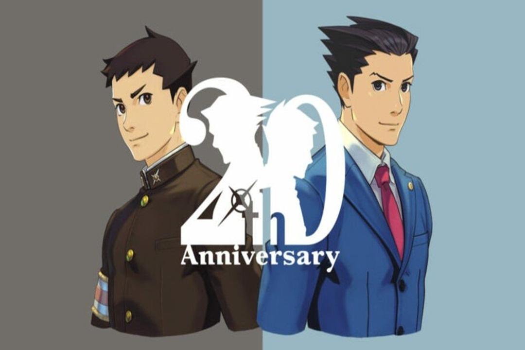 Capcom lanza el sitio web del vigésimo aniversario de Ace Attorney, GamersRD