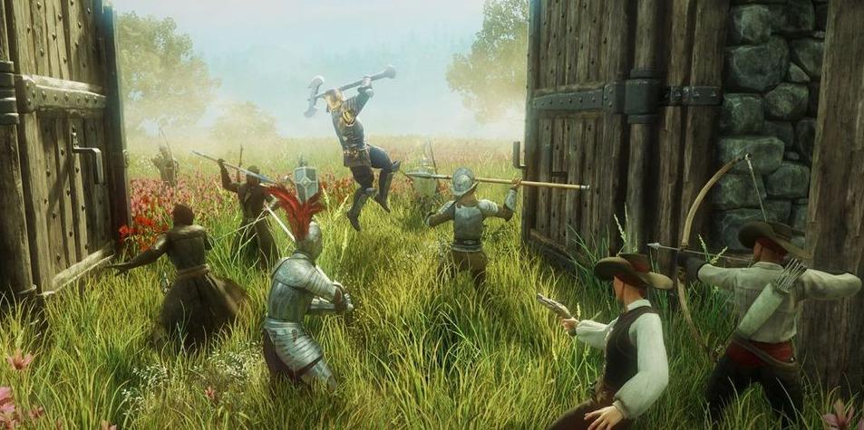 Los jugadores de New World quieren la opción de rebelarse contra sus propias facciones, GamersRD