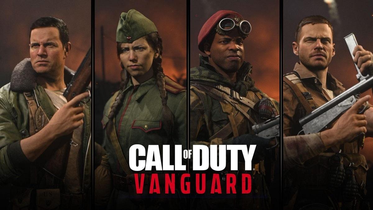 Conoce a los operadores de Call of Duty Vanguard , GamersRD