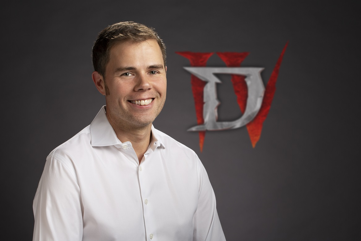 Diablo IV presenta a Joe Shely como el nuevo director del juego. GamersRD