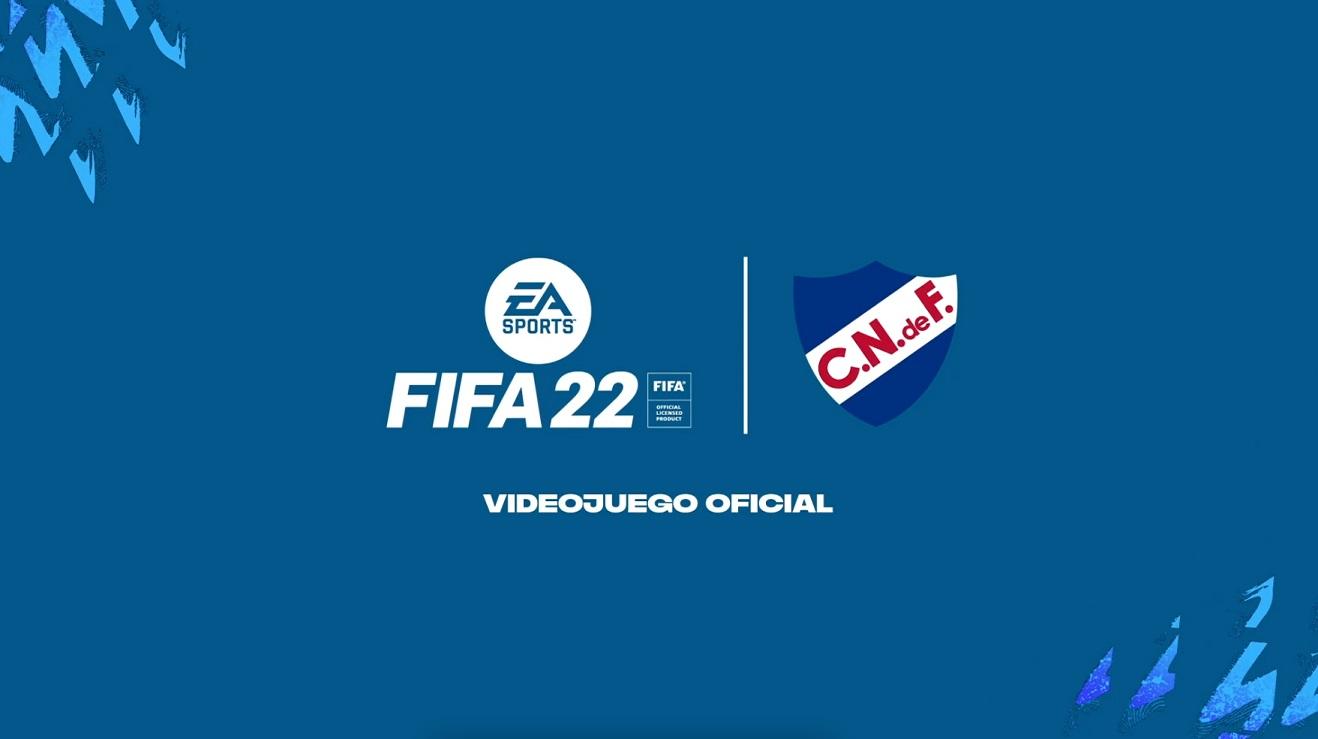 EA Sports anuncia colaboración con el club Uruguayo Club Nacional de Football , GamersRD