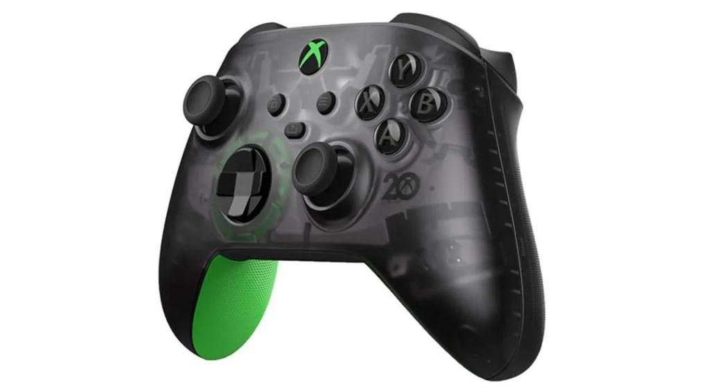 El control Xbox del vigésimo aniversario de Microsoft se ha revelado temprano, GamersRD