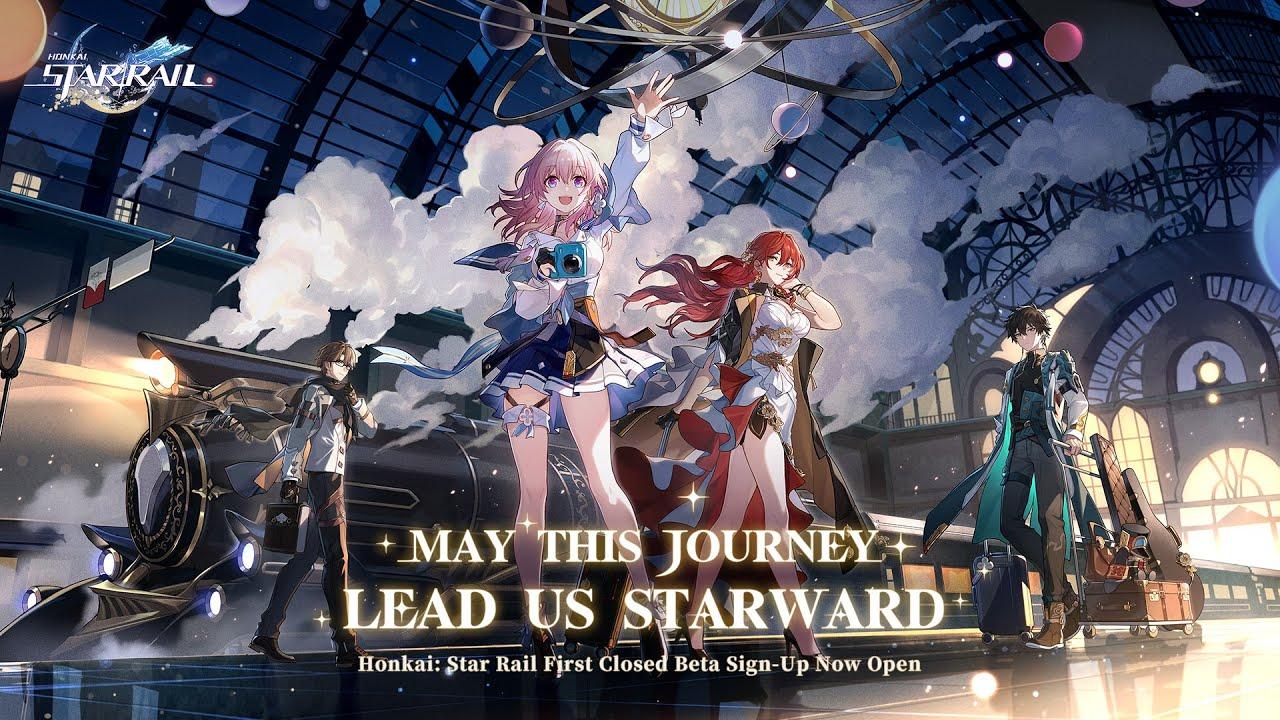 El desarrollador de Genshin Impact anuncia el juego de rol de ciencia ficción Honkai: Star Rail, GamersRD